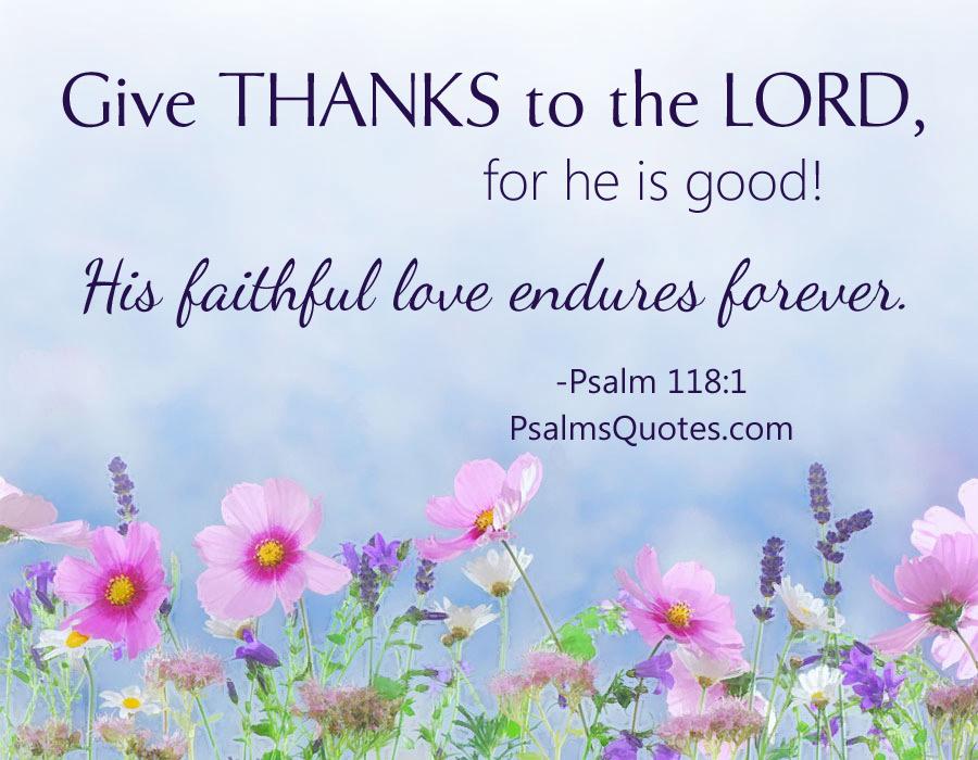 psalms quote