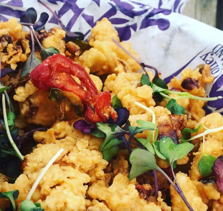 Calamari @ Kitchen 21