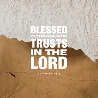 Jeremiah 17,7 scripture image